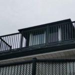 picket balcony railings canada
