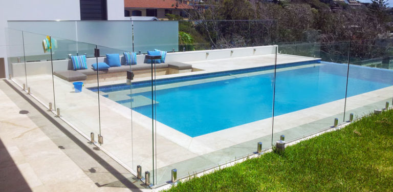 spigot glass railings