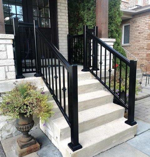 balcony railings oshawa
