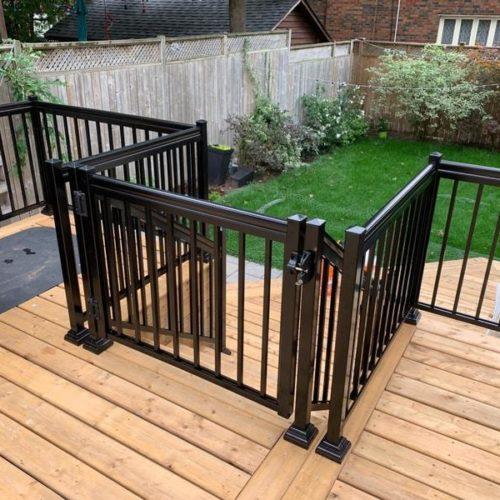 balcony railings oakville
